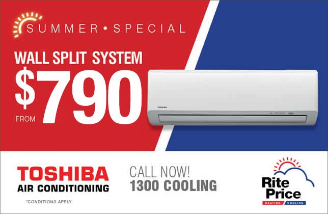 Toshiba air conditioning system