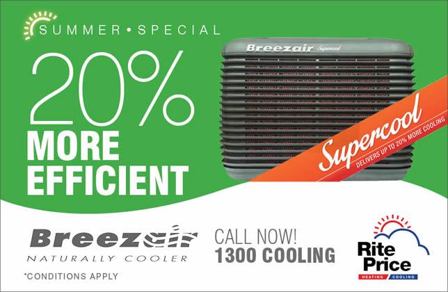evaporative air conditioning Adelaide