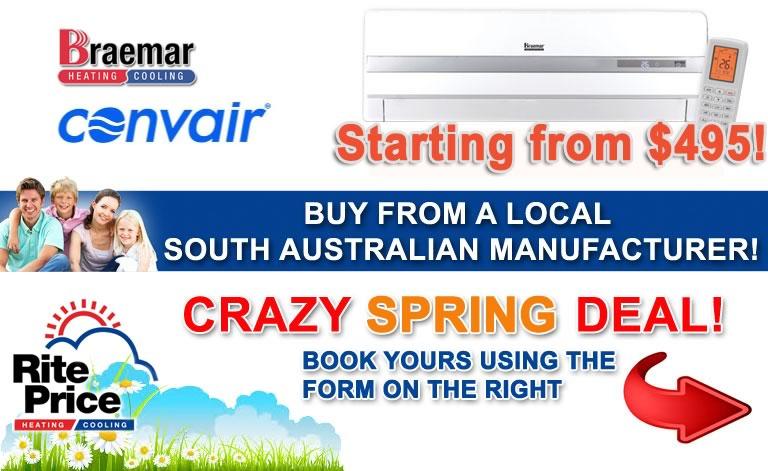 Braemar wall split air conditioner