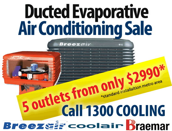 ducted air conditioning specials