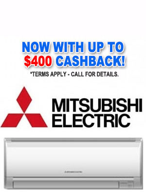MITSUBISHI ELECTRIC MSZ-GE42KIT AIR CONDITIONER