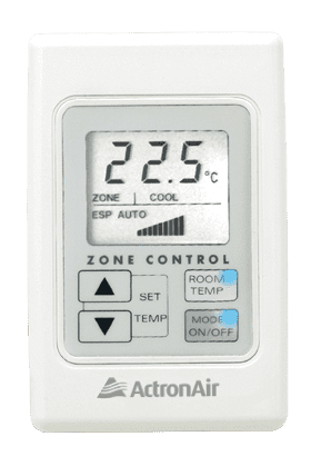 Zone-controller-Actron-Air