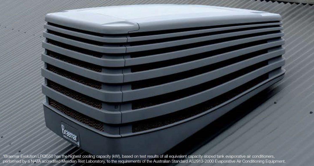 Braemar Evaporative Cooling Adelaide Best Sales Deals