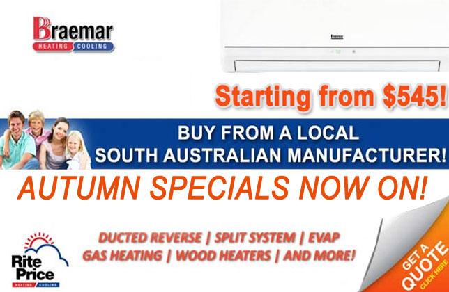 Braemar air conditioning