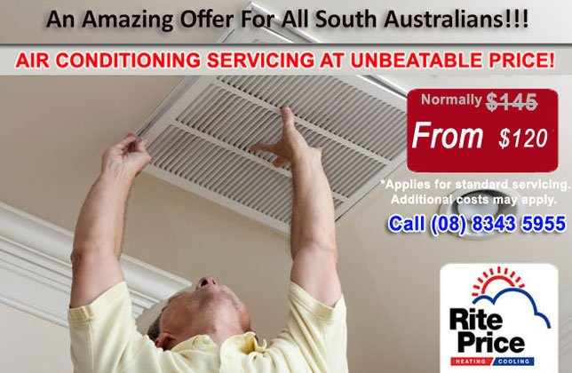 How to service ducted heating
