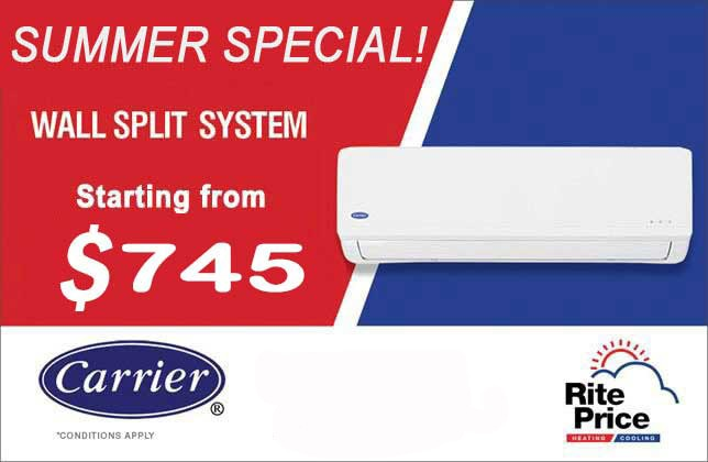 carrier air conditioning system